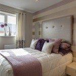 Stylish chic modern bedroom